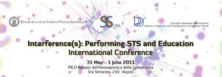 Interference(s) – Performing STS and Education – International Conference