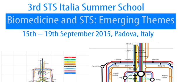 "Summer School ""Biomedicine and STS: Emerging Themes"""
