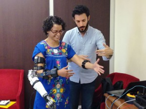 Workshop on Artificial limbs (and organs): the myths and the making of superhumans with Prof. Nathanael Jarassé (ISIR - CNRS Paris)