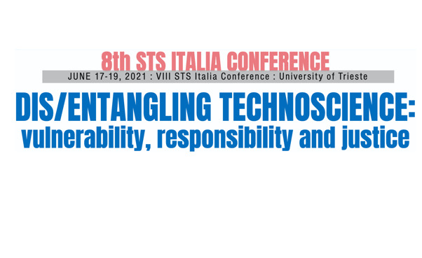 DIS/ENTANGLING TECHNOSCIENCE – CALL FOR TRACKS of the 8th STS Italia Conference